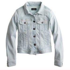 J CREW NWT denim jacket